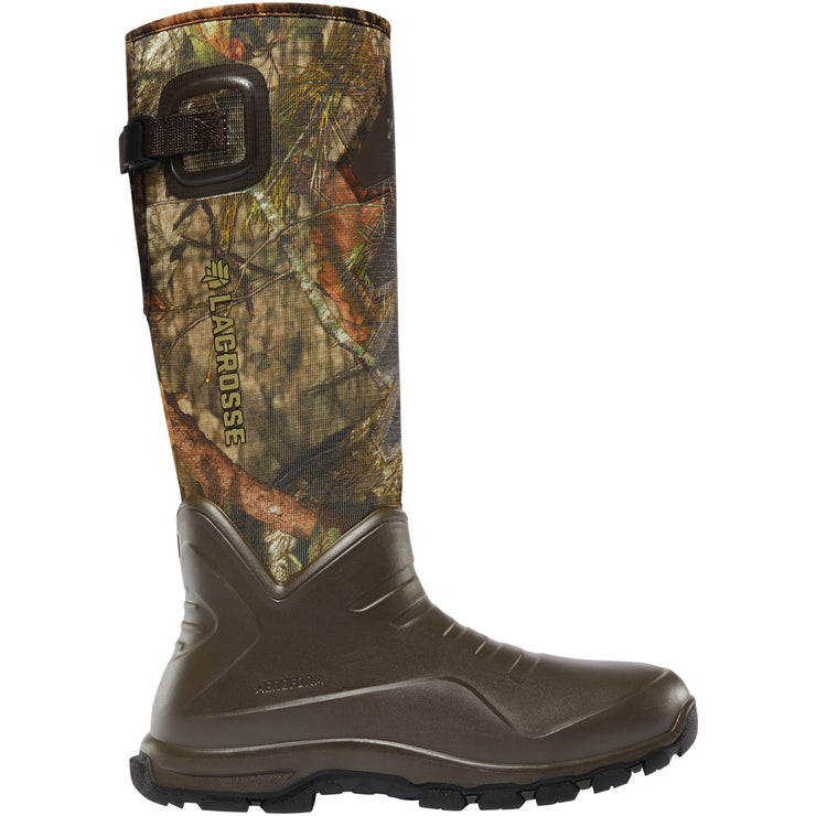"LaCrosse AeroHead Sport 16"" Mossy Oak Break-Up Country 3.5MM - Baker's Boots and Clothing"