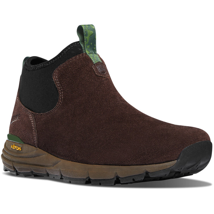 Danner Mountain 600 Chelsea Java/Forest Green - Baker's Boots and Clothing