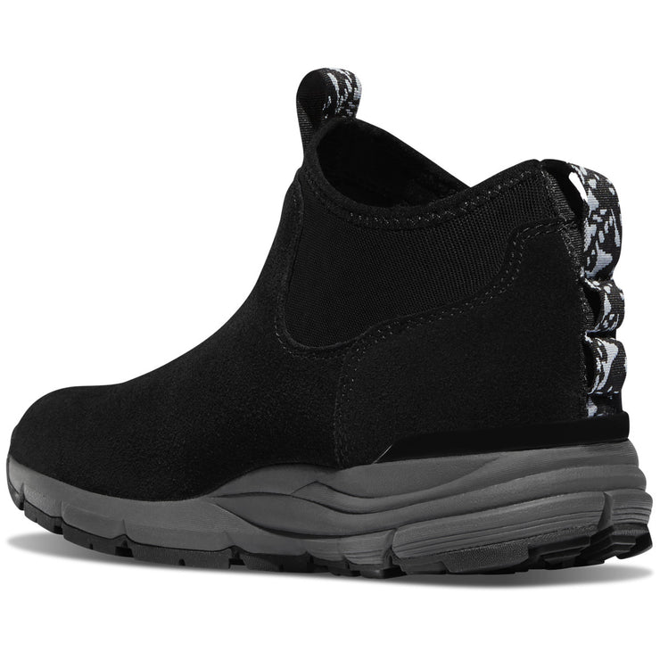 Danner Women's Mountain 600 Chelsea Jet Black - Baker's Boots and Clothing