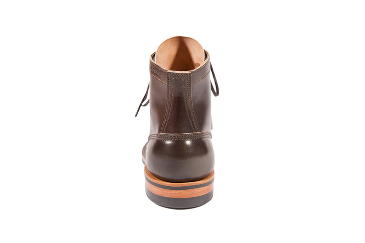 Standard MP-365 Brown Shell Cordovan By White's Boots - Baker's Boots and Clothing