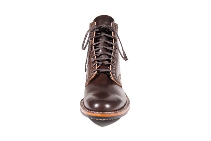 Custom MP Brown Shell Cordovan By White's Boots - Baker's Boots and Clothing