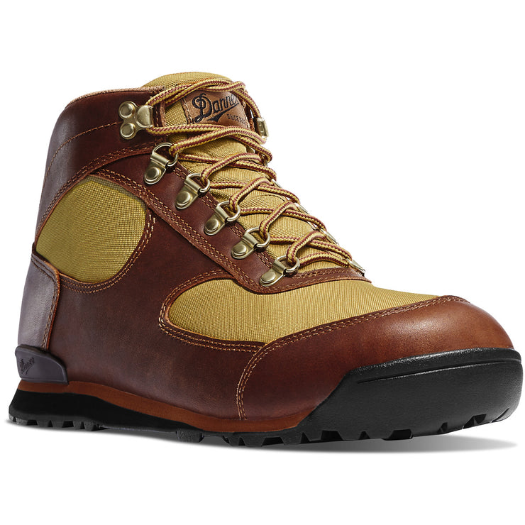 Danner Jag Brown/Khaki - Baker's Boots and Clothing