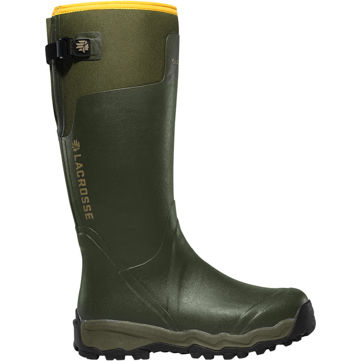 "LaCrosse Alphaburly Pro 18"" Forest Green - Baker's Boots and Clothing"