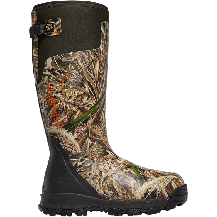 "LaCrosse Alphaburly Pro 18"" Realtree Max-5 800G - Baker's Boots and Clothing"