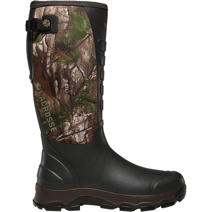 "LaCrosse 4xAlpha 16"" Realtree Xtra Green 3.5MM - Baker's Boots and Clothing"