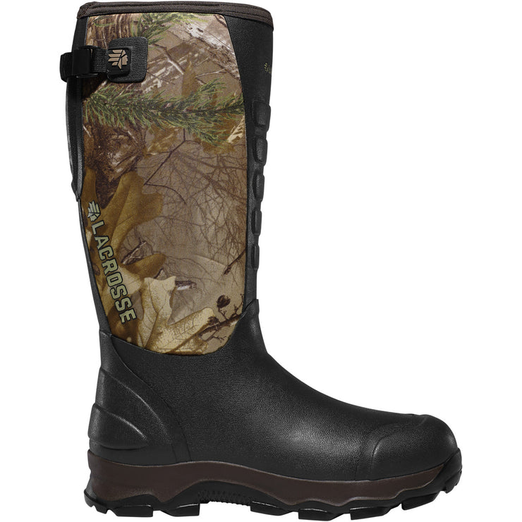 "LaCrosse 4xAlpha 16"" Realtree Xtra 7.0MM - Baker's Boots and Clothing"