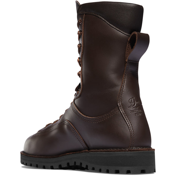 "Danner Trophy 10"" Brown 600G - Baker's Boots and Clothing"