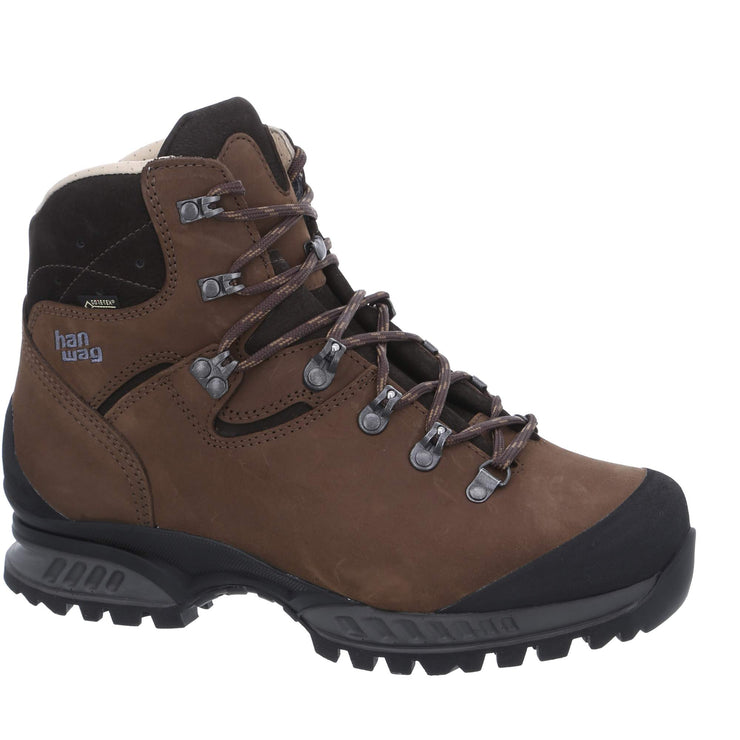 Hanwag - Tatra II Wide GTX - Brown - Baker's Boots and Clothing