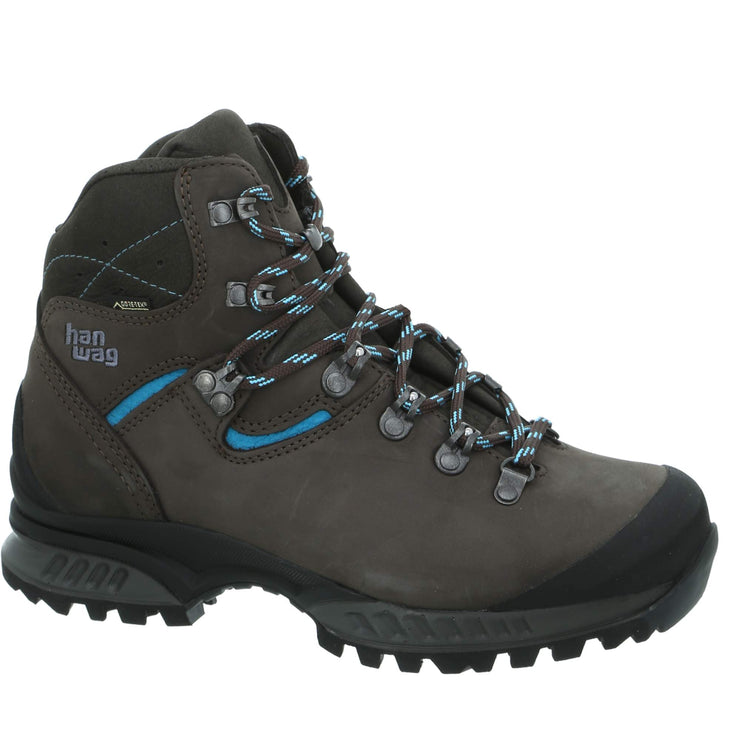 Hanwag - Tatra II Lady GTX - Mocca/Ocean - Baker's Boots and Clothing