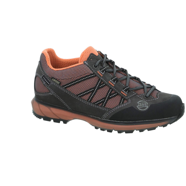 Hanwag - Belorado II Tubetec Lady GTX - Asphalt/Orink - Baker's Boots and Clothing