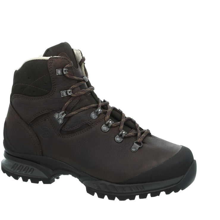 Hanwag - Lhasa II Wide Lady - Chestnut/Asphalt - Baker's Boots and Clothing
