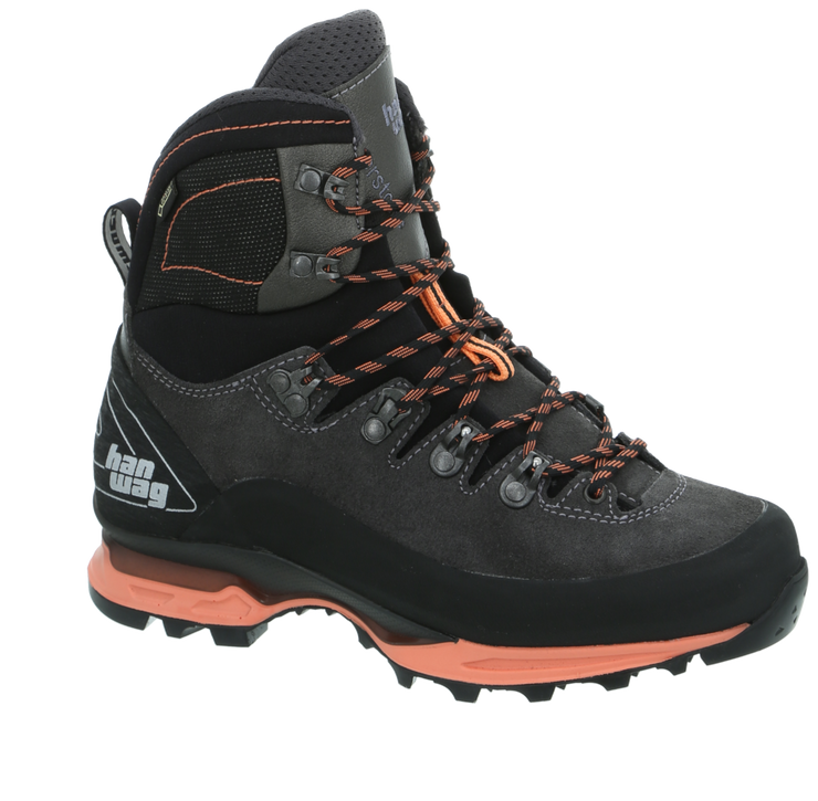Hanwag - Alverstone II Lady GTX - Asphalt/Orink - Baker's Boots and Clothing