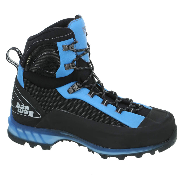 Hanwag - Ferrata II Lady GTX - Black/Ocean - Baker's Boots and Clothing