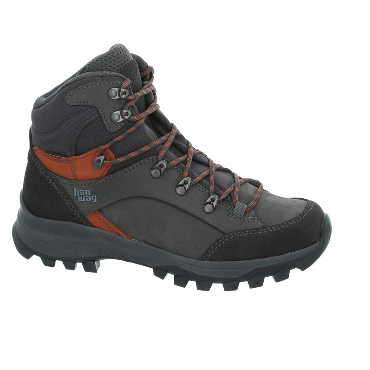Hanwag - Banks Lady GTX - Asphalt/Autum Leaf - Baker's Boots and Clothing