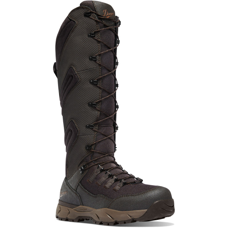 "Danner Vital Snake Boot 17"" Brown Hot - Baker's Boots and Clothing"