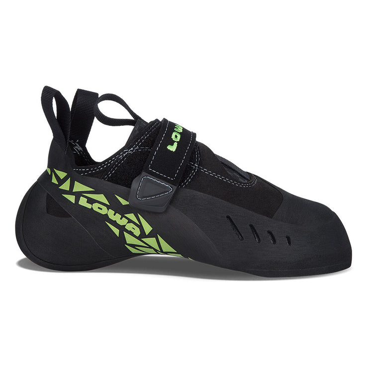 Lowa Rocket - Black/Lime - Baker's Boots and Clothing