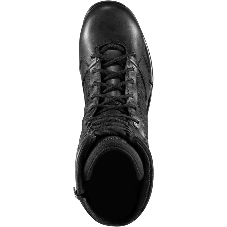 "Danner Striker Torrent Side-Zip 8"" Black - Baker's Boots and Clothing"