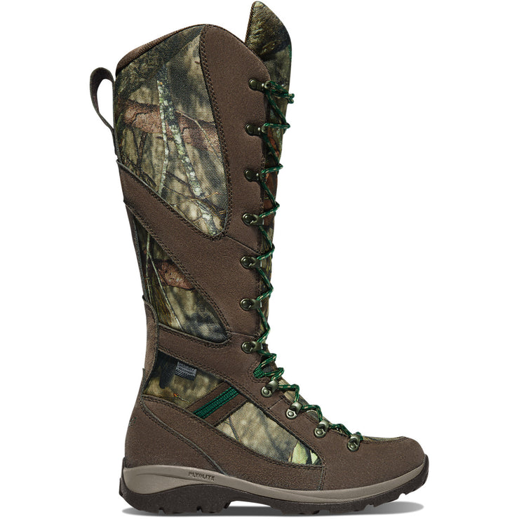"Danner Women's Wayfinder Snake Boot 15"" Mossy Oak Break-Up Country - Baker's Boots and Clothing"