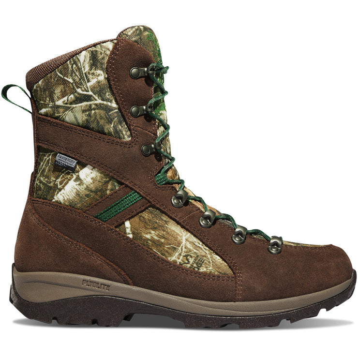 "Danner Women's Wayfinder 8"" Realtree EDGE 800G - Baker's Boots and Clothing"