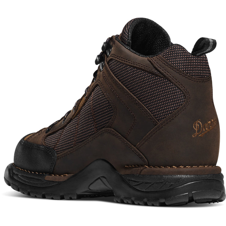 "Danner Radical 452 5.5"" Dark Brown - Baker's Boots and Clothing"