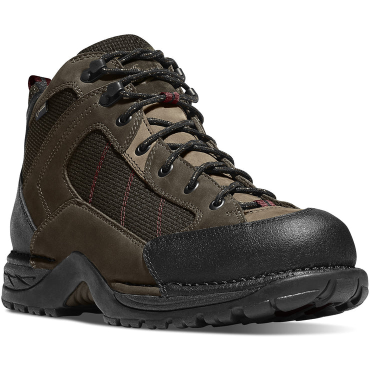"Danner Radical 452 5.5"" Olive - Baker's Boots and Clothing"