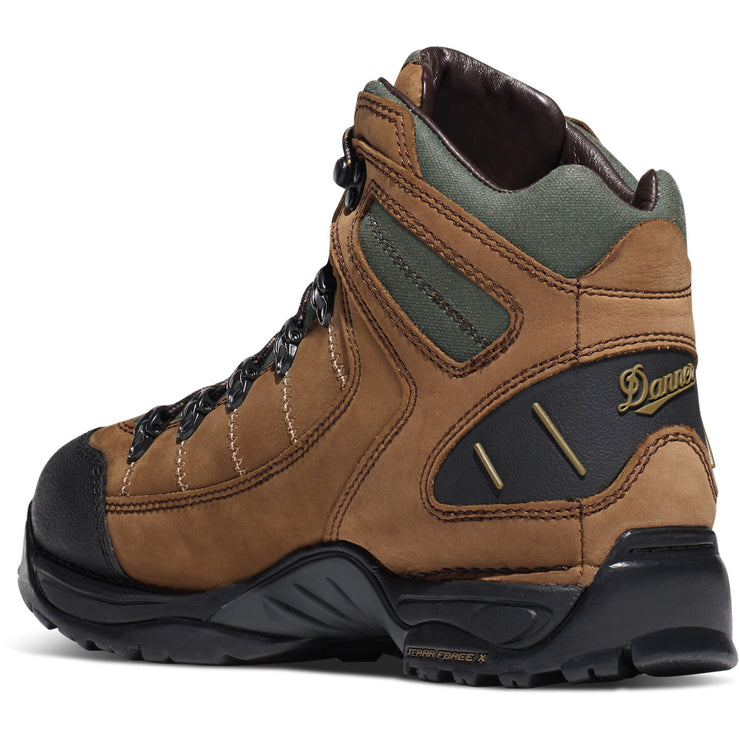 "Danner 453 5.5"" Dark Tan - Baker's Boots and Clothing"