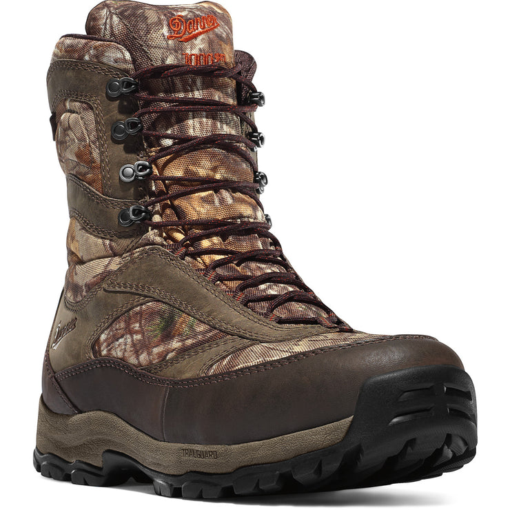 "Danner High Ground 8"" Realtree Xtra 1000G - Baker's Boots and Clothing"