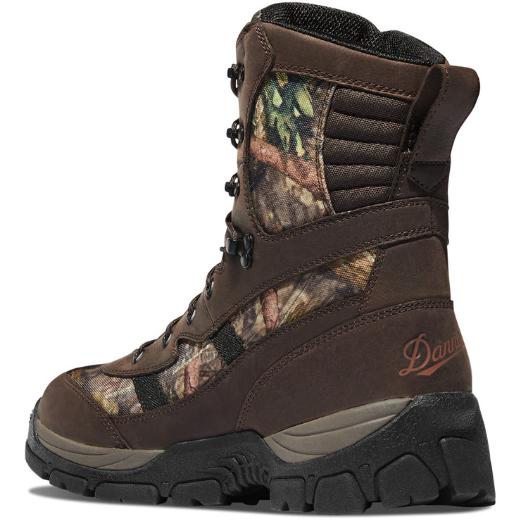 "Danner Alsea 8"" Mossy Oak Break-Up Country 600G - Baker's Boots and Clothing"