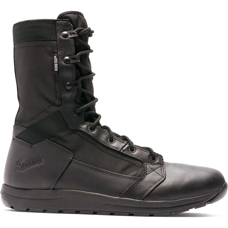 "Danner Tachyon 8"" Black GTX - Baker's Boots and Clothing"