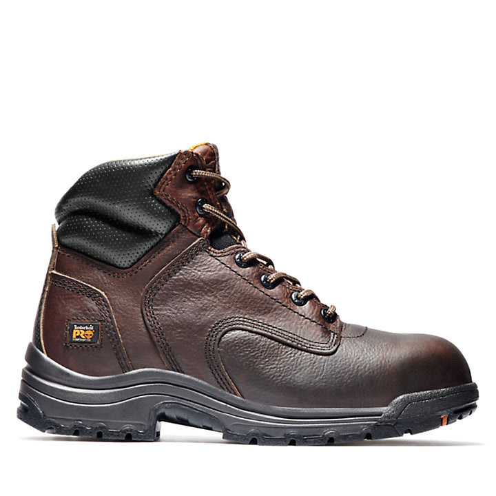 Men's TiTAN¨ 6 Inch Composite Toe Workboot By Timberland Pro - Baker's Boots and Clothing