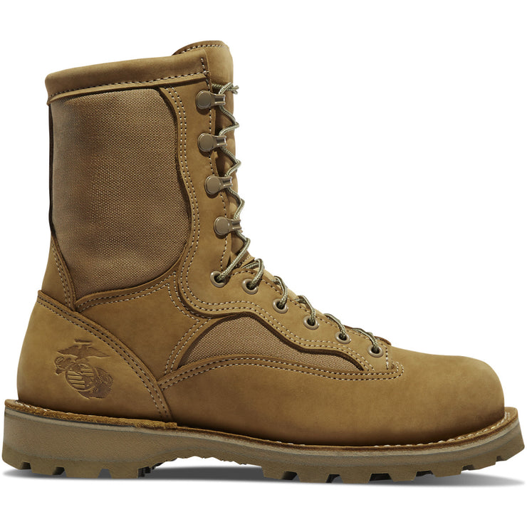 "Danner Marine Expeditionary Boot 8"" Hot Mojave (M.E.B.) - Baker's Boots and Clothing"