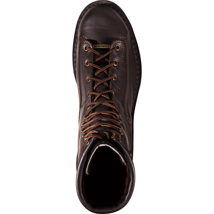 "Danner Hood Winter Light 8"" Brown 200G - Baker's Boots and Clothing"