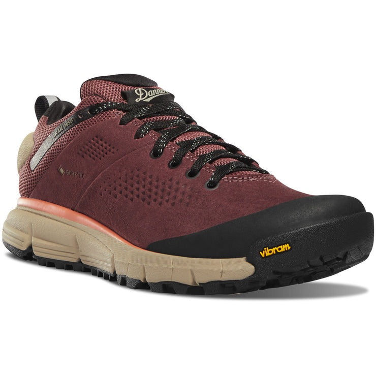 "Danner Women's Trail 2650 3"" Mauve/Salmon GTX - Baker's Boots and Clothing"