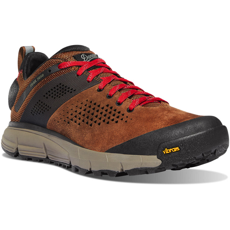 "Danner Trail 2650 3"" Brown/Red - Baker's Boots and Clothing"