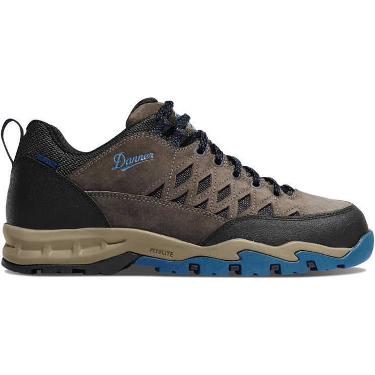 "Danner TrailTrek Light 3"" Gray/Blue - Baker's Boots and Clothing"