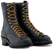 Custom Wesco Highliner - Baker's Boots and Clothing