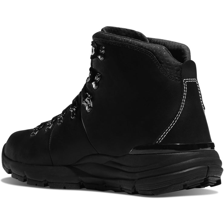 "Danner Mountain 600 4.5"" Jet Black 200G - Baker's Boots and Clothing"
