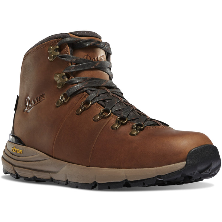 "Danner Mountain 600 4.5"" Rich Brown - Baker's Boots and Clothing"