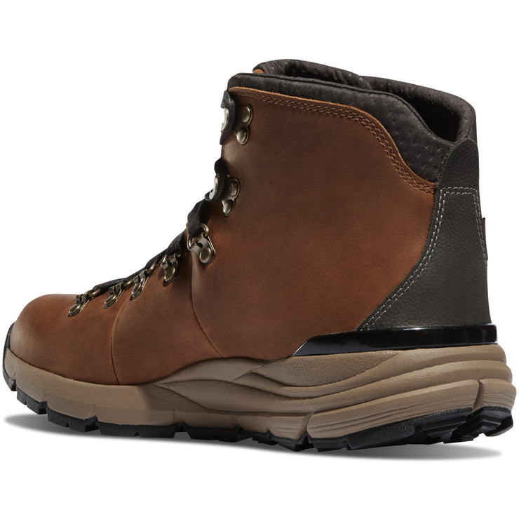 "Danner Mountain 600 4.5"" Walnut/Green - Baker's Boots and Clothing"