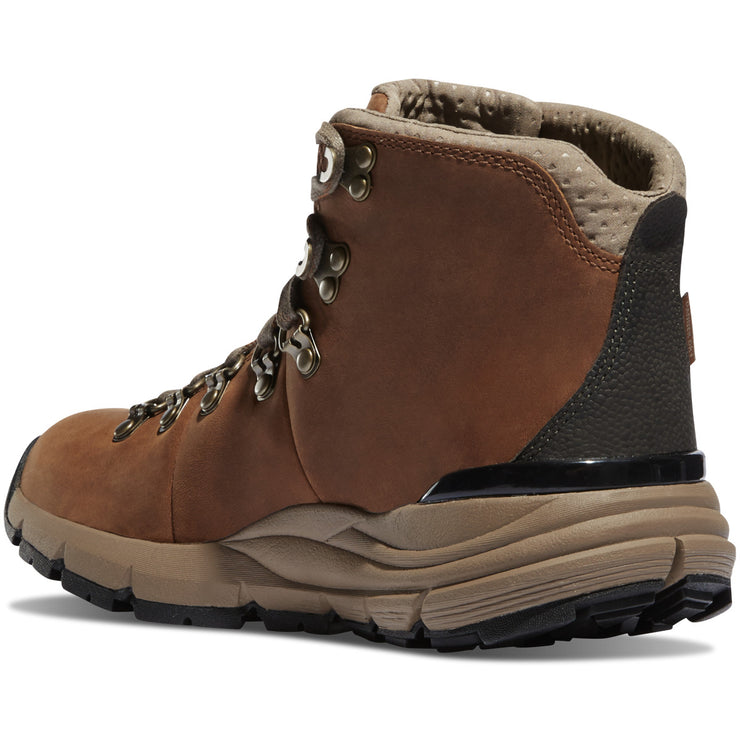 "Danner Women's Mountain 600 4.5"" Rich Brown - Baker's Boots and Clothing"