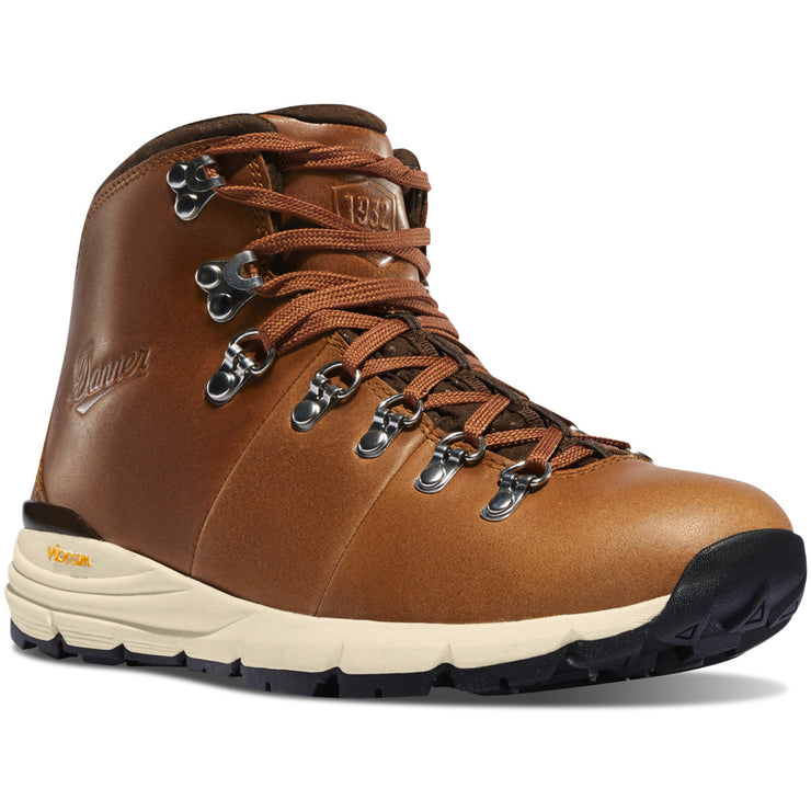 "Danner Women's Mountain 600 4.5"" Saddle Tan - Baker's Boots and Clothing"