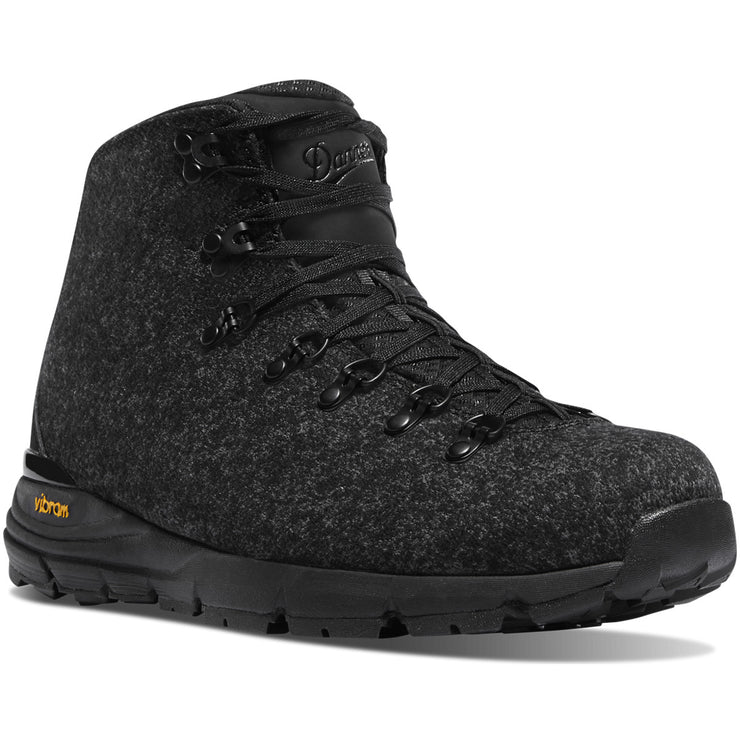 "Danner Mountain 600 EnduroWeave 4.5"" Black - Baker's Boots and Clothing"