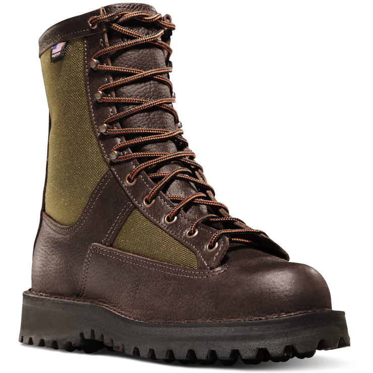 "Danner Sierra 8"" Brown 200G - Baker's Boots and Clothing"
