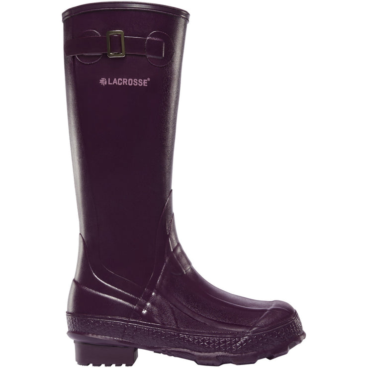 "LaCrosse Women's Grange 14"" Plum - Baker's Boots and Clothing"