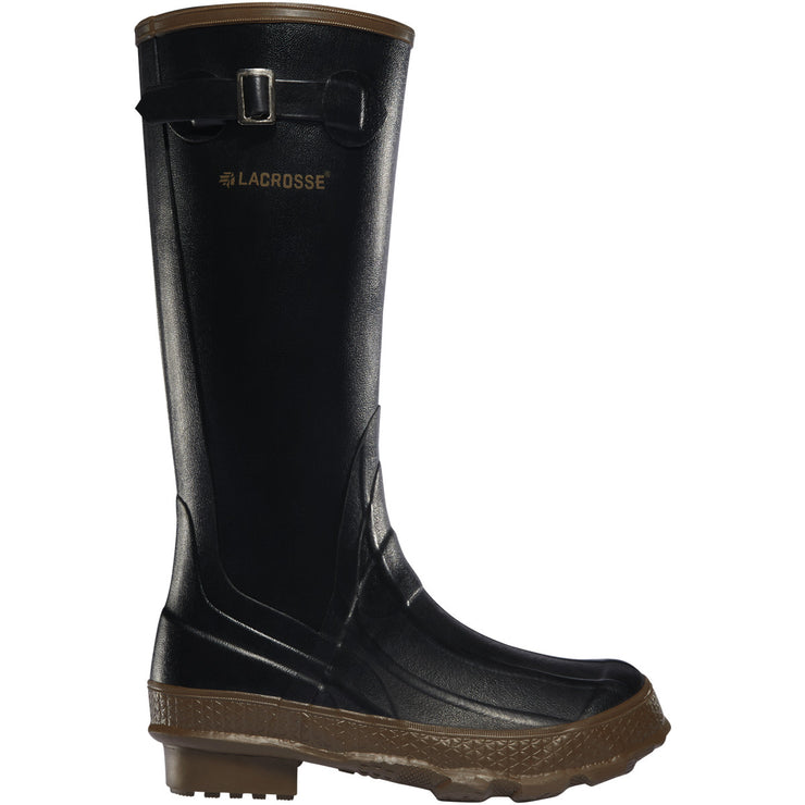 "LaCrosse Women's Grange 14"" Black/Tan - Baker's Boots and Clothing"