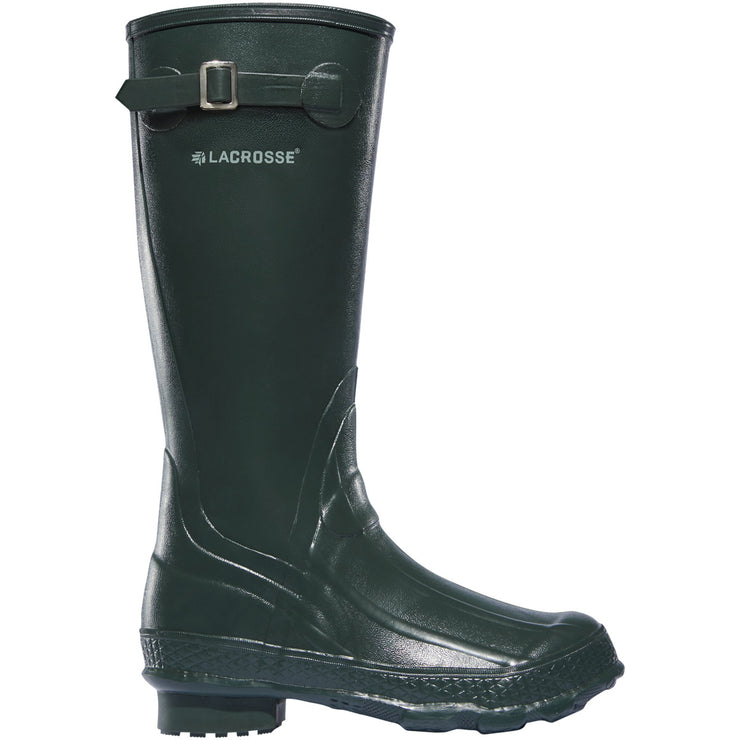 "LaCrosse Women's Grange 14"" Balsam Green - Baker's Boots and Clothing"