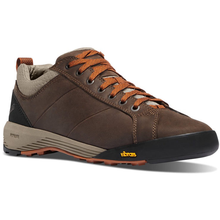 "Danner Camp Sherman 3"" Dark Brown/Orange - Baker's Boots and Clothing"