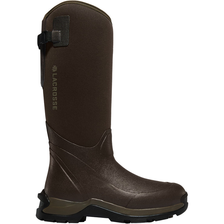 "LaCrosse Alpha Thermal 16"" Brown 7.0MM - Baker's Boots and Clothing"