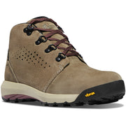 "Danner Women's Inquire Chukka 4"" Gray/Plum - Baker's Boots and Clothing"