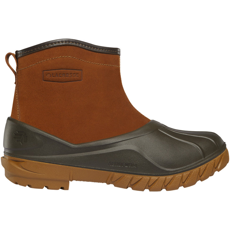 "LaCrosse Aero Timber Top Slip-On 6"" Clay Brown - Baker's Boots and Clothing"